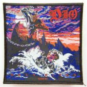 Dio - 'Holy Diver' Woven Patch